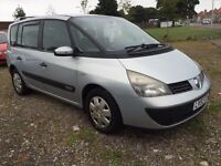 Renault Espace 1.9DCi.. 7 Seatet.. 53 Plate..