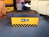 Van vault, tool box