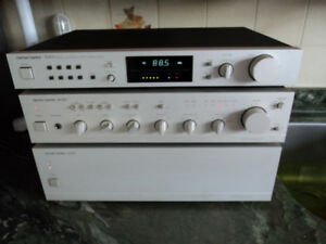 Harman Kardon HK870  Stereo Power Amp hk825preamp tu915