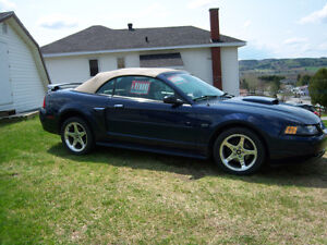 2003 Ford Mustang GT convertible Autre