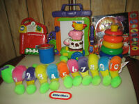 BUNDLE OF TOYS- 7 ITEMS