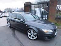 2011 11 SEAT EXEO 2.0 SPORT TSI 5D ESTATE EX POLICE 1 OWNER DIRECT FROM POLICE