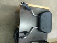 HD Touring Backrests & Accessories