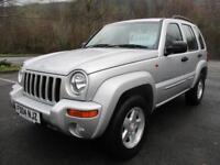 Jeep Cherokee Limited Crd DIESEL AUTOMATIC 2004/04