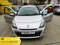 2009 Renault Clio 1.2 TCE Dynamique 5dr ESTATE Petrol Manual