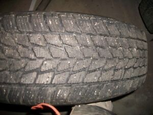 215/75/16 Toyo Open Country tires