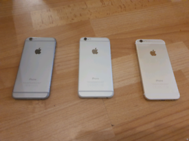Iphone 6 Unlocked to ALL NETWORK!