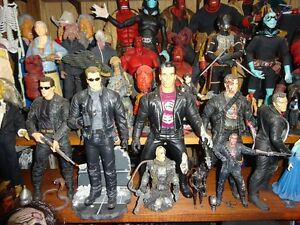 ACTION FIGURES HORROR AND SCI-FI COLLECTIBLES
