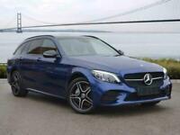 2021 Mercedes-Benz C CLASS ESTATE SPECIAL EDITIONS C300e AMG Line Night Ed Premi