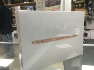 BRAND NEW SEALED MACBOOK AIR MREE2LL/A W/ USB C PINK FOR $1359