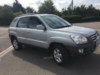2005 KIA SPORTAGE 2.0 XE***HPI CLEAR- LONG MOT***LOOKS & DRIVES EXCELLENT