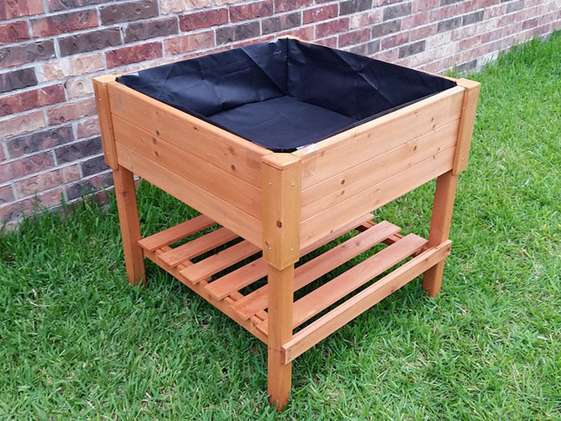How to Build Elevated Garden Beds eBay