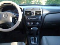 2002 Nissan Sentra 1.8 GXE Sedan