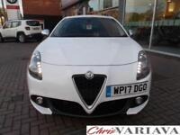 2017 Alfa Romeo Giulietta JTDM-2 SUPER BIG SPEC. Diesel white Manual
