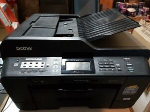 Color Laser Printer/Scanner/Fax - Brother MFC6910 Prince George British Columbia image 1