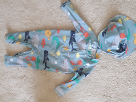 New M&S baby Swimsuit 6-9 months