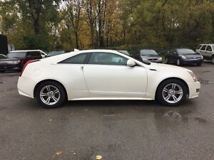 2012 CADILLAC CTS COUPE PERFORMANCE * LEATHER * REAR CAM * BLUET London Ontario image 7