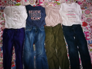 Kids Clothes Size 4/5 Toddler.