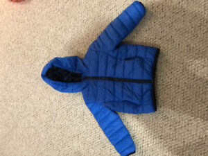 Toddler Puffer Coat & Down Vest