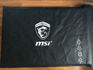 MSI GAMING LAPTOP 17.3'' GE72MVR 7RG APACHE PRO