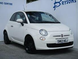 2012 12 Fiat 500 0.9 TwinAir Plus ( 85bhp ) for sale in AYRSHIRE