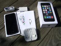 iphone 5S 32 gig noir