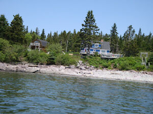 Chance Harbour, Private, waterfront  paradise, Bay of Fundy
