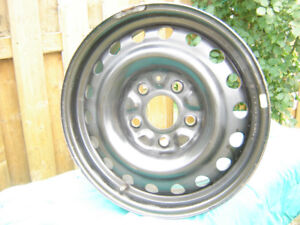 Four 16 Inch Steel Rims  - Like New