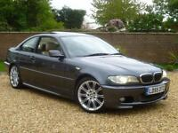 2005 55, BMW 330 3.0TD Cd M Sport Coupe ++ MASSIVE SPEC FIND ANOTHER!!