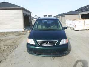 2000 Mazda MPV LX FWD plus 4 new winter tire