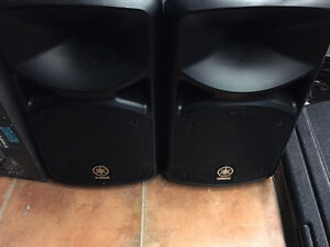 Yamaha StagePas 400i - All-in-One PA System