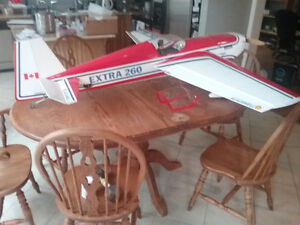 Seagull Extra 260 rc airplane