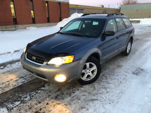 SUBARU OUTBACK AWD 2.5L AUTO 5 DOOR ''TAX INCLUDED''