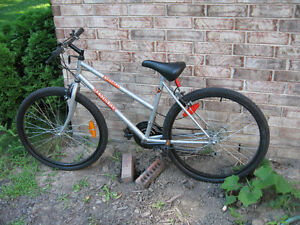 Ladies 18 speed mountain bike, Like new
