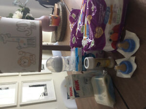Baby lot items