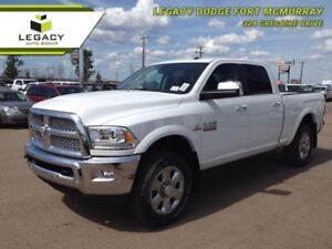 2017 Ram 3500 Laramie CUMMINS DIESEL CREW CAB FULLY LOADED!!