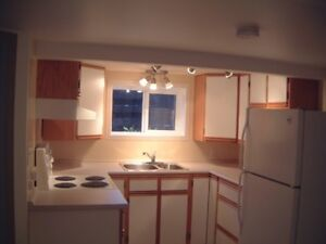 2 Bdrm Bright and Clean Suite Available now