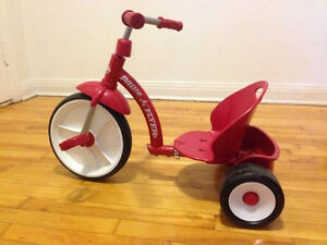 Radio Flyer - GROW 'N GO FLYER Tricycle