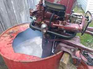 Two Running outboard motors 5.5 hp Windsor Region Ontario image 5