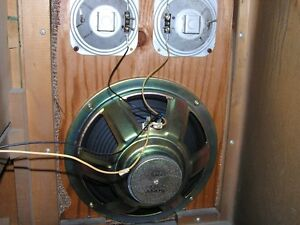 Vintage 1954 VIKING STEREOPHONIC CABINET RECEIVER- TUBE working West Island Greater Montréal image 9
