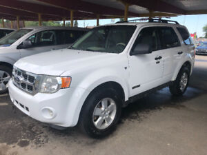 2008 FORD ESCAPE XLT ALL WHEEL DRIVE LOADED FULLY DETAIL