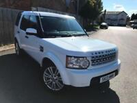 2013 13 Reg Land Rover Discovery 4 SDV6 AUTO 255 Commercial
