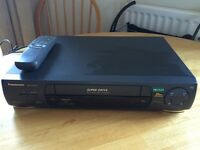 Panasonic VHS Video Cassette Recorder
