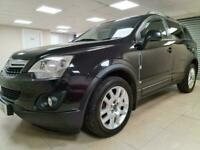 Vauxhall Antara 2.2 CDTi Exclusiv Black 4X4 DIESEL WARRANTY 12 MONTHS MOT FSH