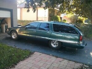 Woodless Roadmaster LT1 Wagon