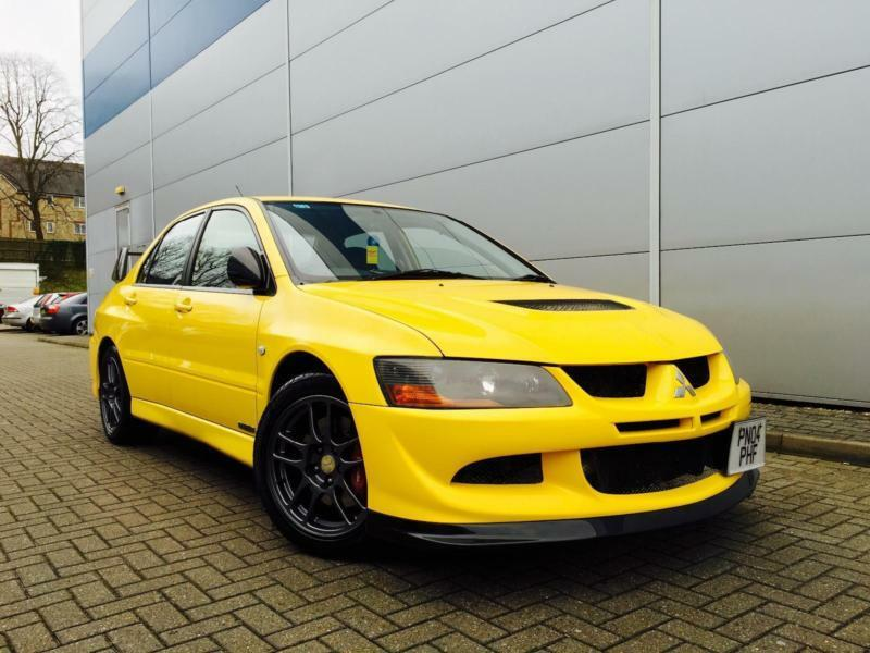 2004 mitsubishi lancer evo viii fq300 mr yellow evo 8 fq320 spec in watford hertfordshire. Black Bedroom Furniture Sets. Home Design Ideas