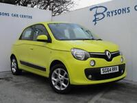 2014 64 Renault Twingo 1.0 ( 70bhp ) Dynamique for sale in AYRSHIRE