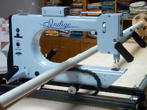 Nolting Longarm Quilting Machine