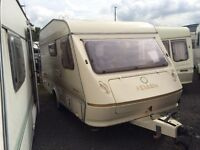 4 BERTH ELLDIS WITH SIDE BUNKBEDS MORE IN STOCK AND WE CAN DELIVER PLZ VIEW