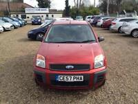Ford Fusion 1.4TDCi 2007MY Style Climate